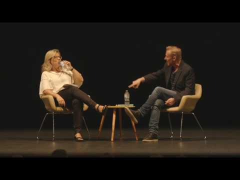 Newcastle Writers Festival 2017 Richard Roxburgh in Conversation