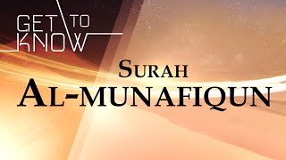 get to know ep15 surah al munafiqun nouman ali khan quran weekly