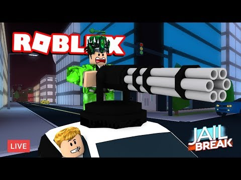 😃 ROBLOX JAILBREAK LIVE STREAM! 😃   ROAD TO 7K SUBSCRIBERS!!   ROBLOX Live🔴