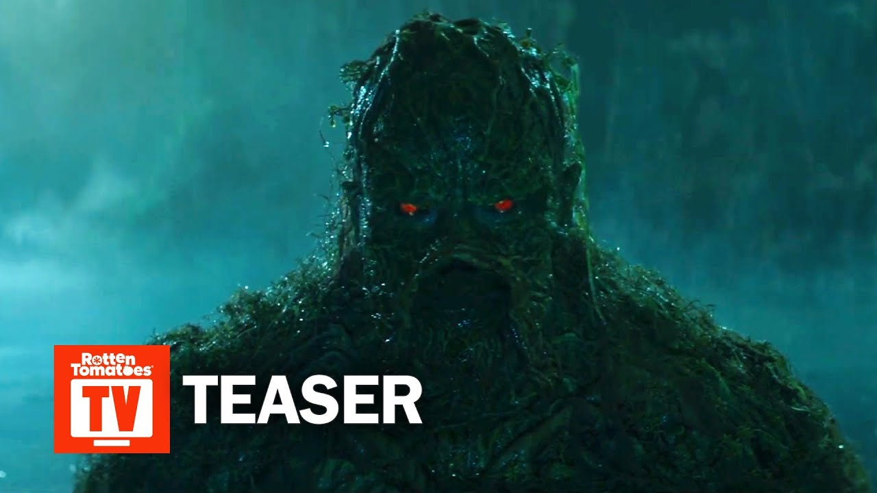 DC Universe's Swamp Thing In Trouble? Not So Fast  << Rotten