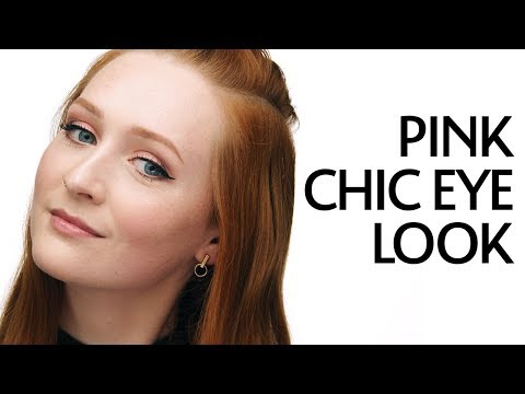 Get Ready With Me: Pink Chic Eye Look | Sephora