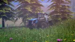 FARMING SIMULATOR 15 - REVEAL TRAILER
