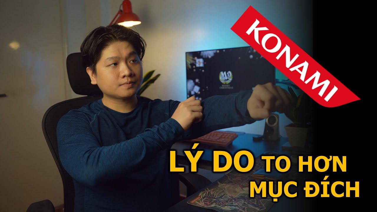 Vì sao lại cấm - Nguyên nhân thực sự Konami cấm Việt Nam chơi game của họ? | M2DA