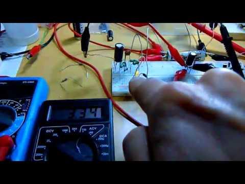Auto-Light Solar Charger - Schematics Part2 Solar Charger