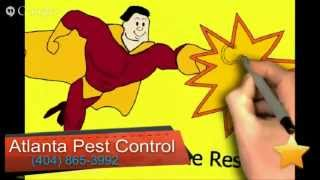 Atlanta Pest Control - (404) 865-3992 - Got Bugs, Critters, Insects or Pests in General?