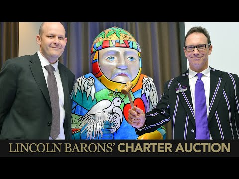 Lincoln Barons' Charter Auction