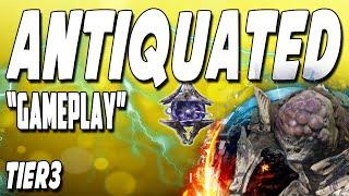 Destiny Antiquated Rune Gameplay - Court of Oryx Tier 3 - How to beat Antiquated Rune Walk Through