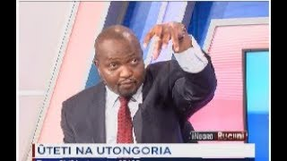 Mose Kuria: Tutire na mbara na Uhuru no o andu nimaniirie kao (Part 1)