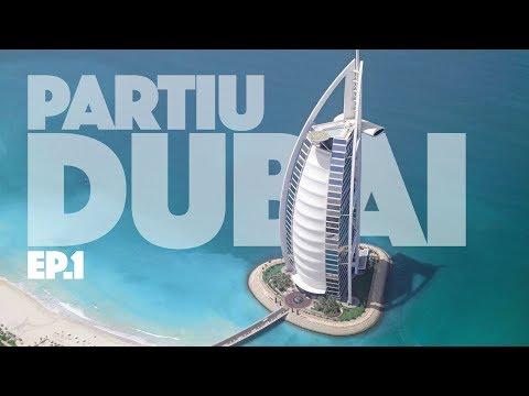 Dubai - A cidade dos Milionários - Vlog de viagem nos Emirados Árabes