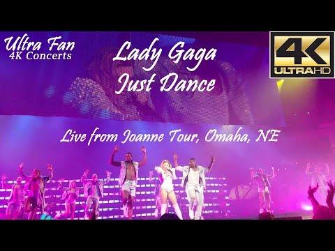 Lady Gaga - Just Dance Live from Joanne Tour Omaha, NE