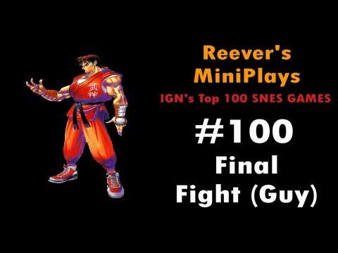 IGN Top 100 SNES Games MiniPlays