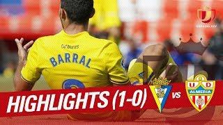 Video Gol Pertandingan Cadiz vs Almeria
