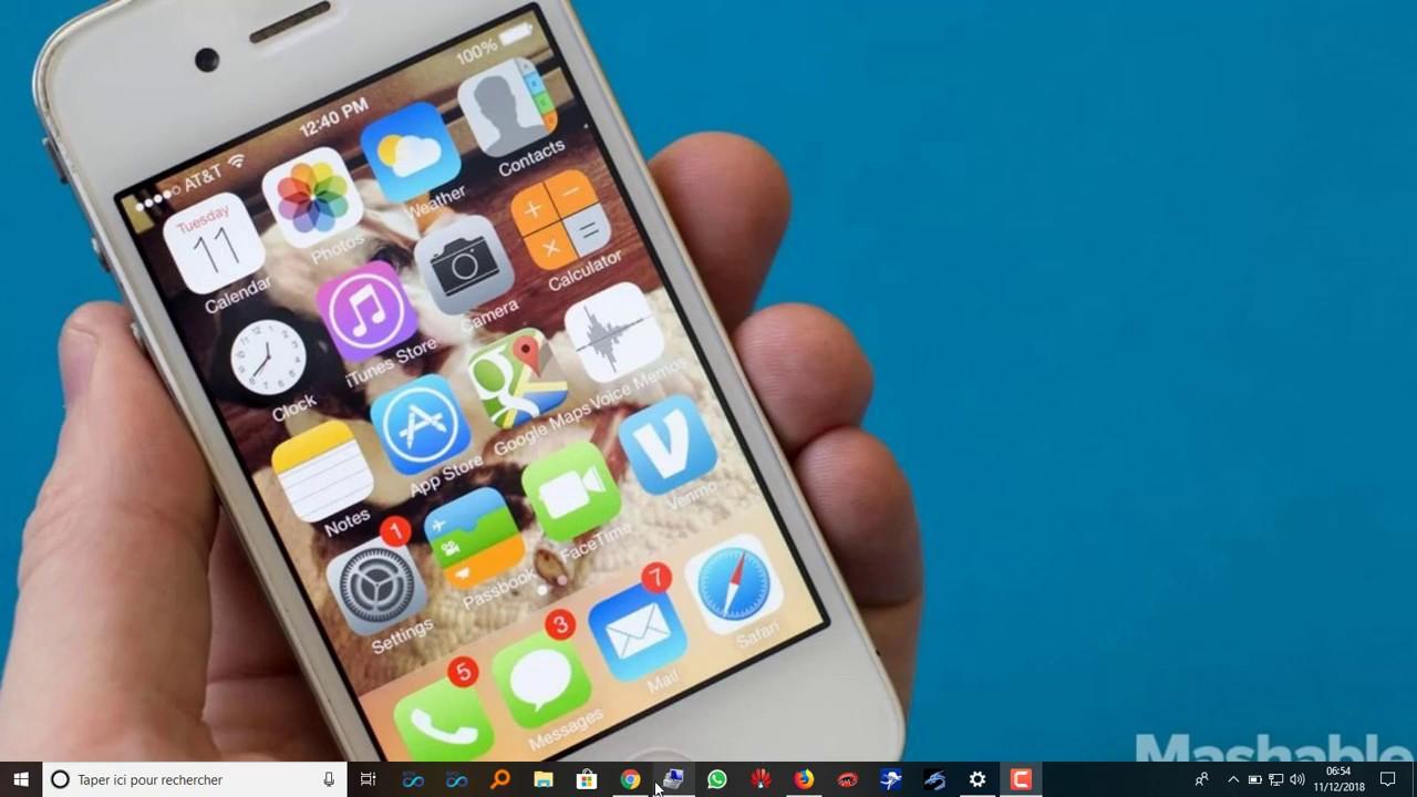Installer whatsapp iphone 4 ios 7 1 2 sans jailbreak (partie 2)