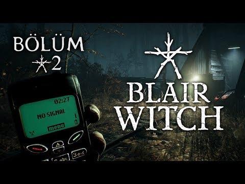 BLAIR WITCH | FARKLI BOYUTLAR | Bölüm #2