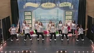 Eric Church Desperate Man Line Dance (Boot Boogie Babes)