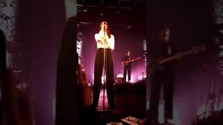 Clara LUCIANI, Nue, Marseille, 13/03/19