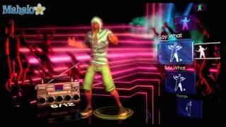 Dance Central - Poker Face - Break It Down