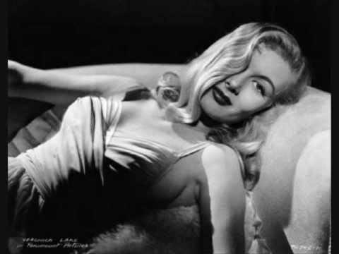 Veronica Lake femme fatale