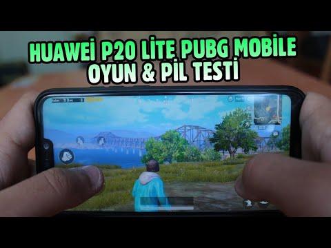 Huawei P20 Testi
