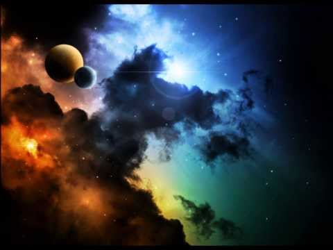 Cosmic Love: Universe Space  Meditation Reiki Relaxing Ambient