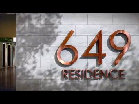 649 RESIDENCE
