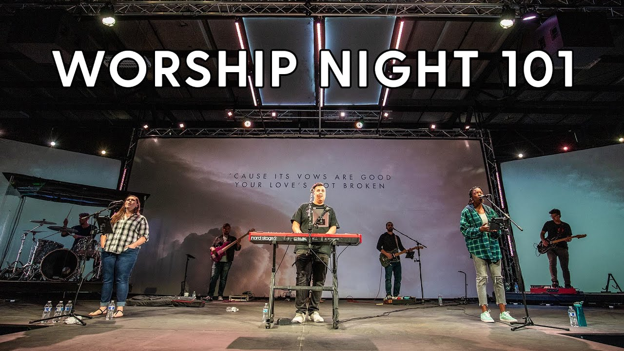 Download How to Host a Worship Night feat. Lighthouse Church