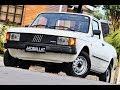 À VENDA: Fiat City 1300 (147 picape) 86, Espetacular! #jacquillat