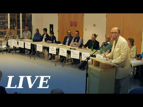 LIVE: All candidates meeting at Parkside Centre