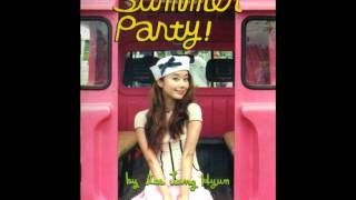 이정현 (Lee Jung Hyun) - Stage 2. Trance Party (4.5집 Summer Party!)