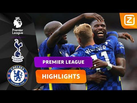 WAT DOET RÜDIGER DIT GOED! 🧠 | Tottenham vs Chelsea | Premier League 2021/22 | Samenvatting - Видео онлайн