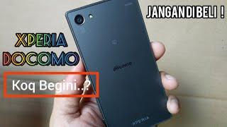 HP Handphone Sony Xperia Z5 Compact 4G Docomo 2 32 GB-SO 02H-Second Original-Bergaransi 1 Bulan -  Hape Murah Dengan Spek Mewah -  Dijamin Berkualitas