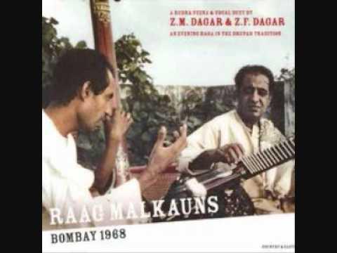 Zia Mohiuddin Dagar & Zia Fariduddin Dagar - Dhrupad - Raga Malkauns