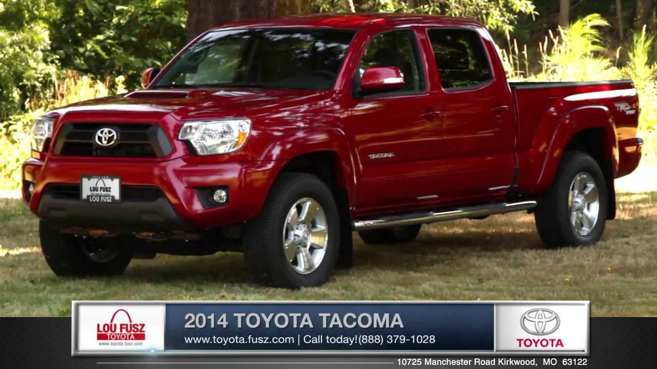 2014 Toyota Tacoma | What's Next Media - YouTube