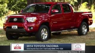 2014 Toyota Tacoma | What's Next Media thumbnail