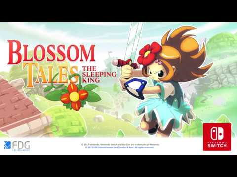 Blossom Tales (Switch) Debut Trailer