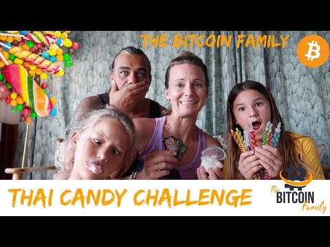 Thai Candy Challenge - The Bitcoin Family