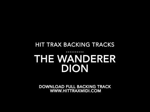 The Wanderer by Dion MIDI File MP3 Backing Track