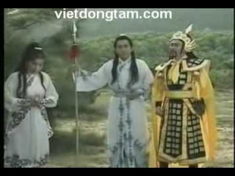 Mộc Quế Anh phá Thiên Môn Trận 1 phần 5