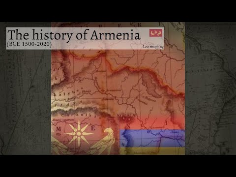 #History#HistoryofArmenia#Armenia The History Of Armenia (1500 BCE-2020) Every Year.