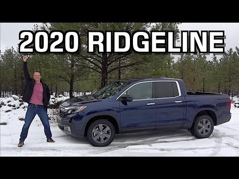 Real World Drive And Review: 2020 Honda Ridgeline