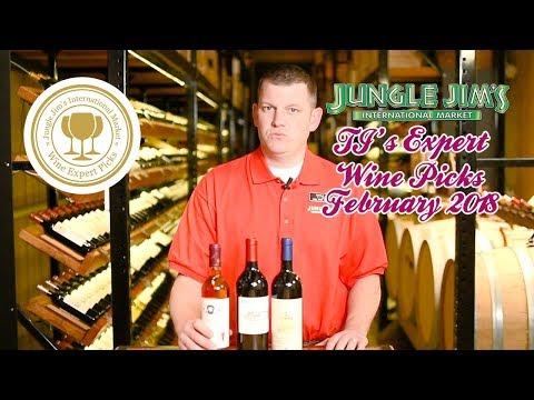 Expert Wine Picks From TJ February 2018