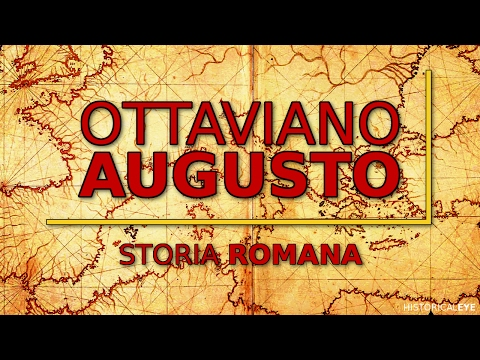Storia Romana : OTTAVIANO AUGUSTO - L'ascesa politica