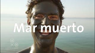 Qué se siente nadar en el mar muerto | Jordania #12 thumbnail