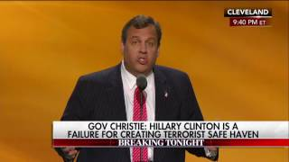 Chris Christie: Hillary Clinton and Nigeria - Guilty or Not Guilty?
