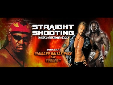 Straight Shooting with Stevie Ray - Ep 1 - Diamond Dallas Page & Booker T
