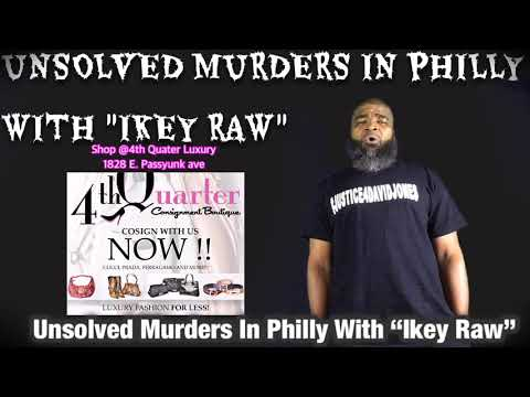 Unsolved Murders In Philly With