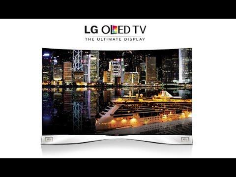 LG Smart TV Cinema 3D OLED - 55EA980V