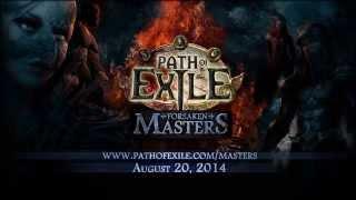 Path of Exile: Forsaken Masters Trailer thumbnail