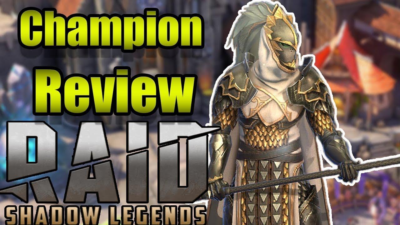 Raid Shadow Legends Royal Guard Skill Mastery Equip Guide | AyumiLove
