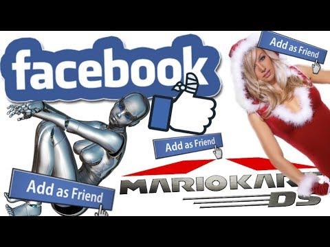 Facebook Fakers - Mario Kart DS #13 (FINALE)